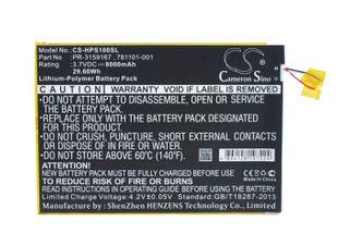 HP 2201, Slate 10 Plus Tabletin Akku