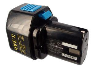 Hitachi EB712S Ni-MH 7,2 V akku 3300 mAh