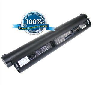Lenovo ideapad S10-2 akku 4400 mAh - Musta
