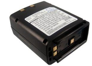 Icom IC-A22, IC-A22E, IC-A3 akku 1000mAh/12.0Wh