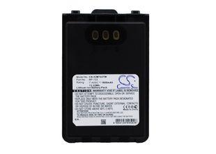 Icom ID-31A, ID-31E, ID-51A akku 1800mAh / 13.32Wh