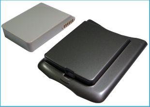 iPAQ hw6500, iPAQ hw6515, iPAQ hw6700, iPAQ hw6900 tehoakku erillisellä takakannella 2500 mAh