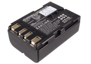 JVC BN-V408, BN-V408-H, BN-V408U-H, BN-V408U, BN-V408U-B, BN-V408US yhteensopiva akku 1100 mAh