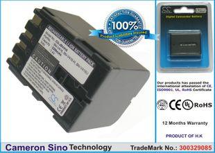 JVC BN-V416, BN-V416-H, BN-V416U yhteensopiva akku 2200 mAh