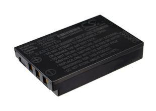 Sanyo DB-L50, DB-L50AU yhteensopiva akku 1400 mAh