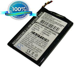 LG LN700, LN704, LN705, LN710, LN715, LN730, LN735, LN740 akku 1100 mAh