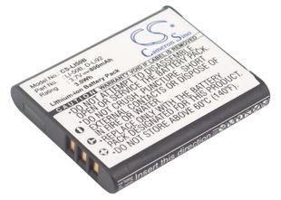 Olympus LI-50B, Pentax D-Li92 yhteensopiva akku 800 mAh
