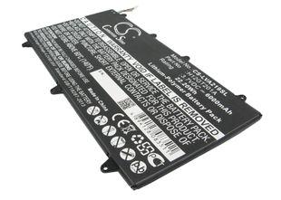 "Lenovo A2109A-F, IdeaPad A2109, IdeaPad A2109 9"" Tabletin Akku"