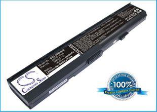 Lenovo E320, V71 akku 4400 mAh - Musta