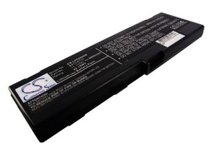 Lenovo A500, E600, E660, E680 akku 3800mAh / 42.18Wh mAh - Musta