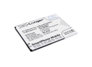 Lenovo K32C36, Lemon 3, Lemon 3 Dual SIM TD-LTE akku 2700 mAh