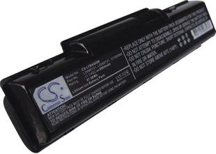 Lenovo IdeaPad B450, IdeaPad B450A, IdeaPad B450L akku 8800 mAh - Musta