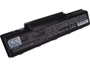 Lenovo IdeaPad B450, IdeaPad B450A, IdeaPad B450L akku 4400 mAh - Musta