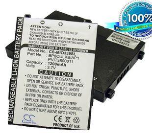 Medion MD2190, MDPPC 200, MD40885, MD40600, MD41600, MD4600, MD41600, MD41258, MD96300 akku 1200 mAh