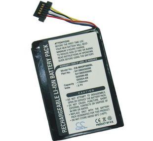 Navman Pin, Praktiker LooxMedia 6500 tehoakku 1700 mAh