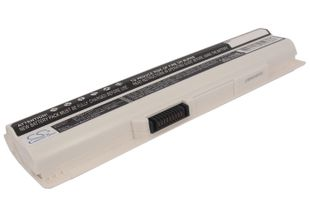 Medion Akoya Mini E1311 akku 4400 mAh - Valkoinen