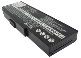 Fujitsu Amilo K7600 akku 4400 mAh
