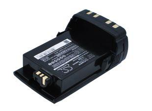 Motorola APX6000, APX6000 P25, APX6000XE akku 2500mAh / 18.50Wh
