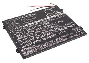 Cameron Sino tarvikeakku Motorola Droid XYBoard 10.1, Droid Xyboard MZ615, Droid Xyboard MZ616 Tabletin Akku