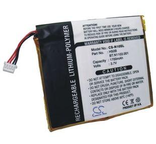 Acer N10 akku 1700 mAh