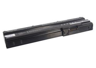 NEC S5100, S5200 akku 4400 mAh - Musta