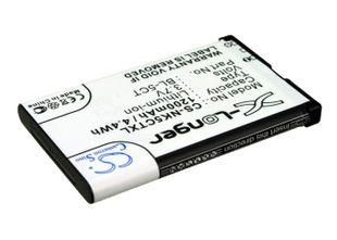 Nokia BL-5CT yhteensopiva akku 1200 mAh