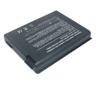 Compaq Presario  Business Notebook NX9100, Business Notebook NX9110, HSTNN-DB02 akku 6600 mAh