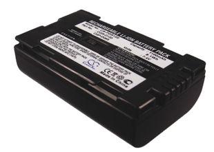 Panasonic CGR-D120, CGP-D08S yhteensopiva akku 1100 mAh