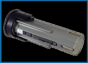 Panasonic EZ502 Ni-MH 2,4 V akku 1500 mAh