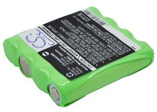 Philips CE0682, CE06821, MBF8020 Itkuhälyttimen Akku