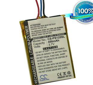Philips GoGear SA3115, GoGear SA3125, GoGear SA3137, GoGear SA3125/37 akku 450 mAh