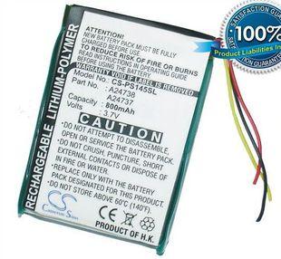 Philips GoGear SA6037, GoGear SA6045, GoGear SA6044, GoGear SA6145, GoGear SA6087 akku 800 mAh
