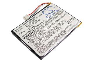 Philips Multimedia Control Panel RC980, Pronto PC9800I/17, Pronto TSU-9800 Kaukosäätimen Akku