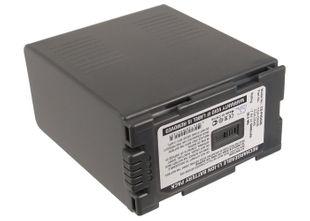 Panasonic CGA-D54, CGA-D54SE, VW-VBD55, CGA-D54SE/1H, CGA-D54S, CGR-D54S, CGA-D54SE/1B, CGP-D54S yhteensopiva akku 5400 mAh