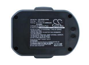 Ryobi CDD144V22, CDDI14022NF, LCD1402 Työkalun Akku