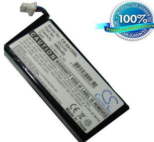 Philips GoGear HDD1835, GoGear HDD1837 akku 680 mAh