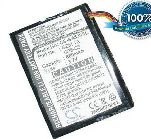 Philips GoGear HDD6330 30GB akku 680 mAh