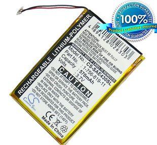 Sony NW-E435, NWZ-E436, NWZ-E438 akku 570 mAh