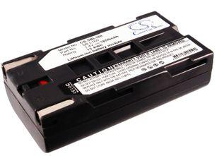 Samsung SB-L160, SB-L110A yhteensopiva akku 1850 mAh