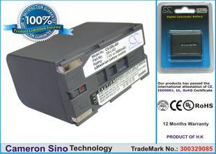 Samsung SB-L480 yhteensopiva akku 5500 mAh