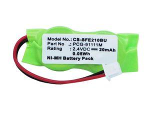 Sony VAIO PCG-7134M, VAIO PCG-7154M, VAIO PCG-C1C CMOS Akku / Paristo