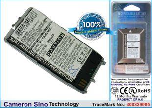 Siemens / Benq SL42, SL45, SL45i, 6688, SL45, 6686 akku 950 mAh