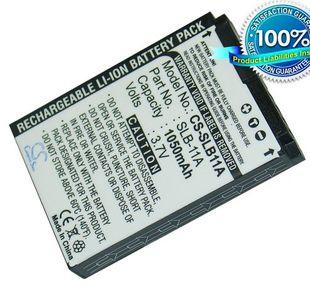 Samsung SLB-11A yhteensopiva akku 1050 mAh