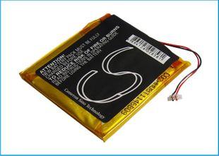 Samsung YP-Q1 4GB, YP-Q1 8GB, YP-Q1 16GB, YP-Q2 8GB, YP-Q2 16GB, SEC-YPQ1(B), YP-Q1CB/XSH akku 620 mAh