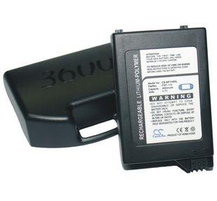 Sony PSP 1-sukupolvi akku erillisellä takakannella 3650 mAh