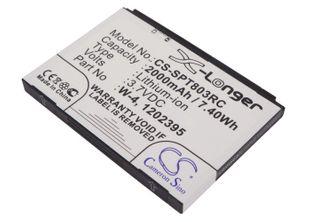 Sierra Wireless 803S 4G LTE, Aircard 803S, SWAC803SMH Hotspot mokkulan Akku