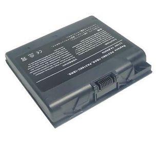 Toshiba Satellite 1900, Satellite 1905, Satellite 1900 PA3166U-1BAS, PA1663U-2BAS, PA3166U, B491, PA3166U-1BRS akku 6600 mAh