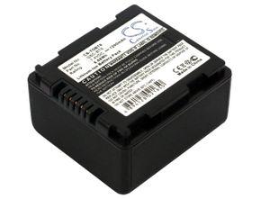 Toshiba GSC-BT6 akku - 1200 mAh