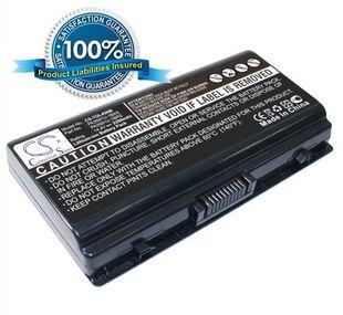 Toshiba Equium L40 ja Satellite L40 akku 2200 mAh - Musta