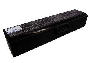 Toshiba Qosmio X770 JA Qosmio X775 akku 4400mAh / 63.36Wh mAh - Musta